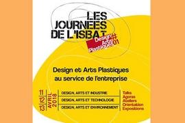 1ère Journée de l'Isbat : «Design et arts plastiques au...