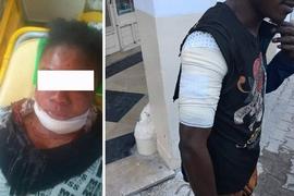Agression raciste au métro de trois étudiants africains