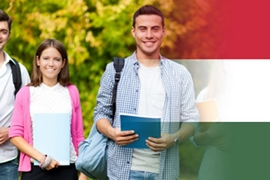 منح بالمجر بعنوان السنة الجامعية 2017-2018
