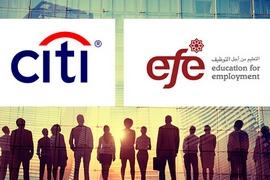 Citi et EFE au service de l'employabilité des jeunes en...