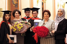 Coopération entre deux universités tunisiennes et leurs...