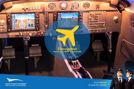 Safe Flight Academy : billet d'avion gratuit au Salon d...
