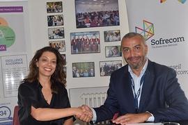 Sofrecom Tunisie et l'Université Paris-Dauphine signent...
