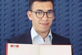Suisse: Un étudiant tunisien reçoit le prix de la meill...